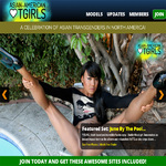 Asian American TGirls Preview