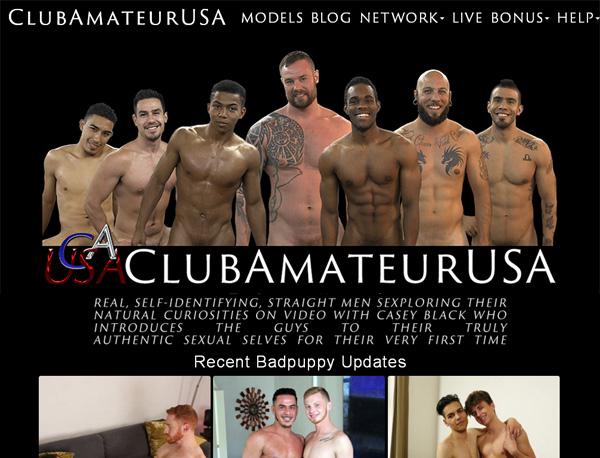 Club Amateur USA Members Discount