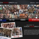 Czech Home Orgy Day Trial