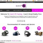 Czech VR Casting Mobile Pass
