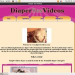 Diaper Sex Videos New Account
