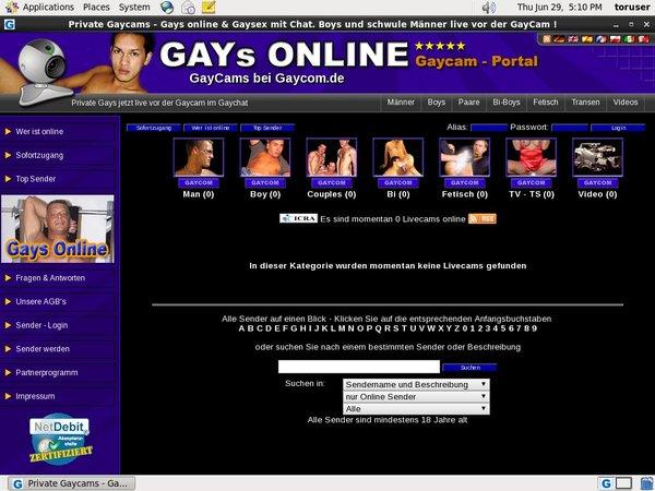 Gay Com Clip Cash