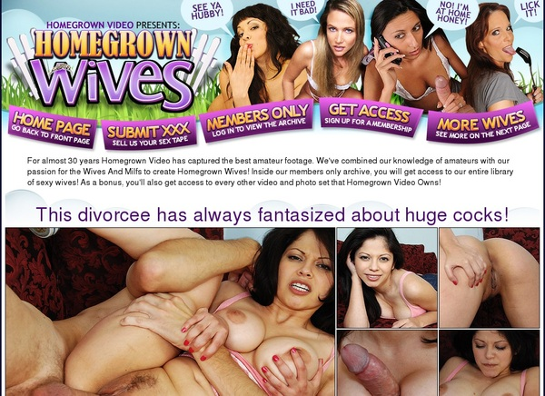 Homegrown Wives Xvideos
