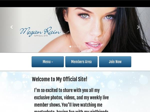 Meganrain.com Discount Today