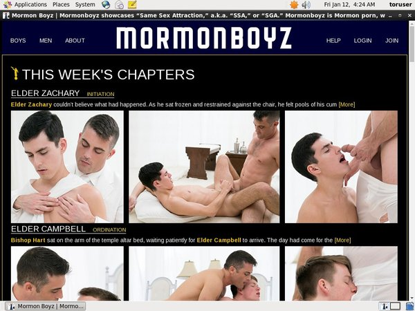 Mormonboyz Discount Checkout