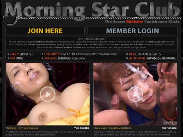 Morningstarclub.com With JCB Card