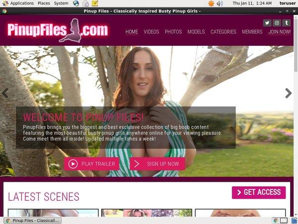Pinupfiles.com Without CC