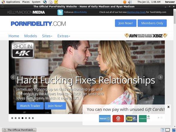 Pornfidelity Subscribe