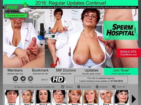 Sperm Hospital Girls