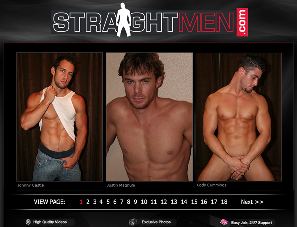 Straightmen With Bank Pay