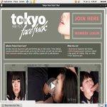 Tokyo Face Fuck Passwords