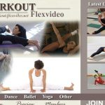 Workout Flex Video Crear Cuenta
