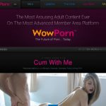 Wowporn Limited Promotion