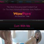 Wowporn Limited Sale