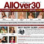 All Over 30 Original Anal