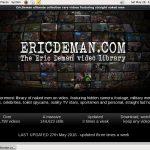 Eric Deman Form
