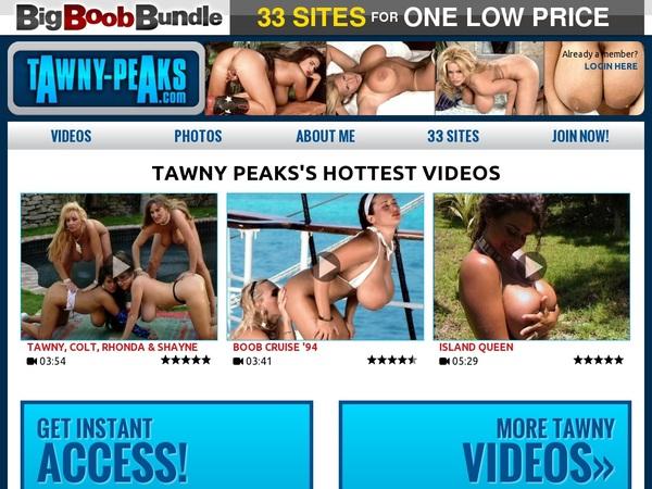 Tawny-peaks.com Vendo