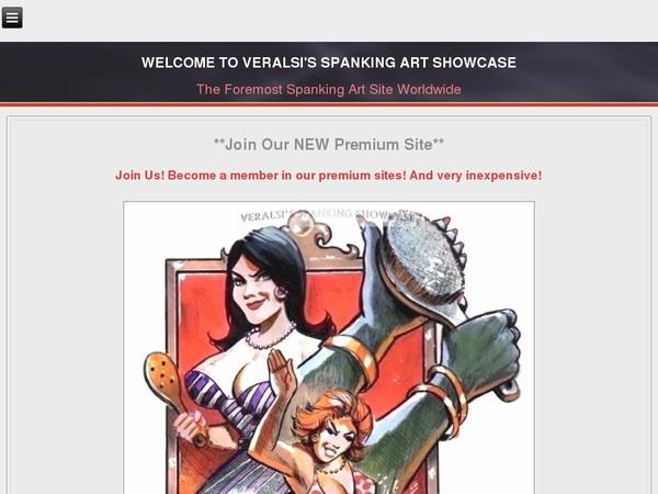 Get Veralsis Spanking Art Free