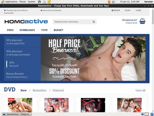 Homoactive Cost