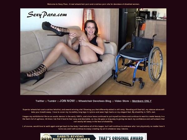 Sexy Para Premium Account Free
