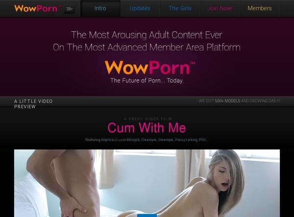 Wowporn.com Free Tube