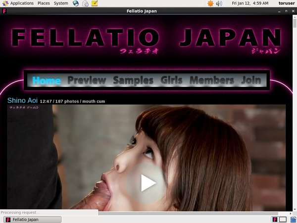 Fellatio Japan Free Clips