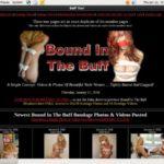 Paypal Boundinthebuff.com Sign Up