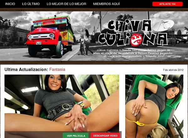 Chiva Culiona Free Trial Discount