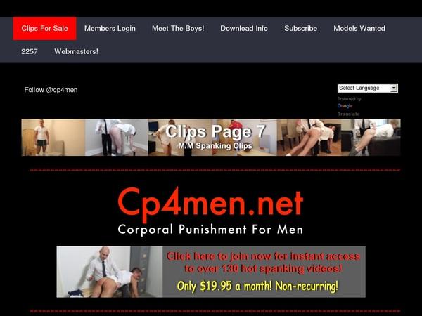 Free CP 4 Men Hd
