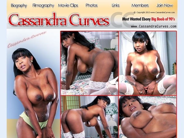 New Cassandra Curves Videos