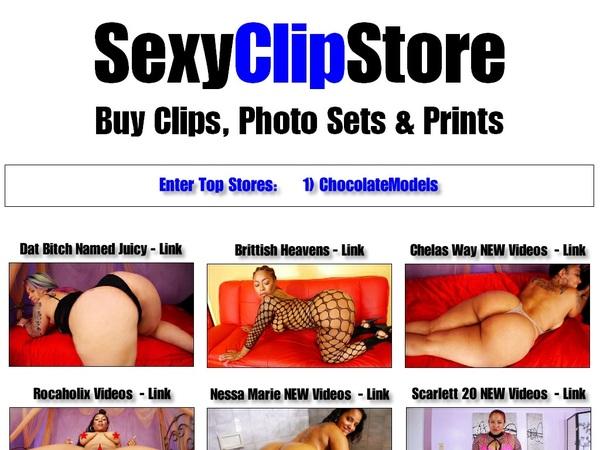 Sexyclipstore Free Membership