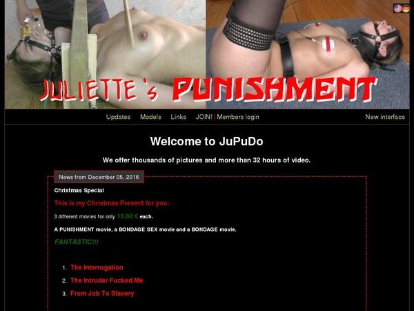 Juliette's Punishment Newest